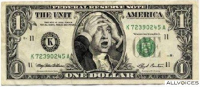 Future crise economique en 2016 billet dollar inquiet